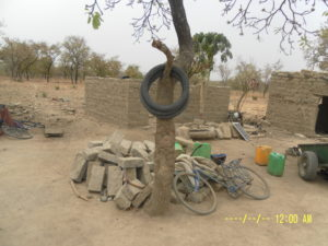 aiming for 100 wells providing clean water in Burkina Faso 4