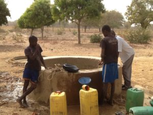 Safe, clean water in Burkina Faso 2