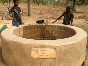 Safe, clean water in Burkina Faso 1
