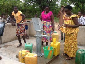 Clean water in Burkina faso