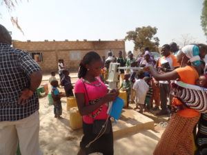 Safe, clean water in Burkina Faso 3