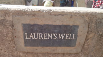We care about how our wells are looked after in Burkina Faso