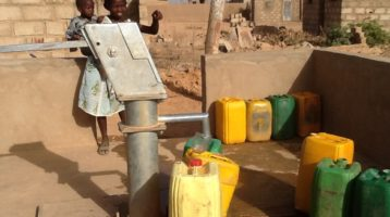 News in today: Myra's Wells has drilled 3 more wells in Burkina Faso!