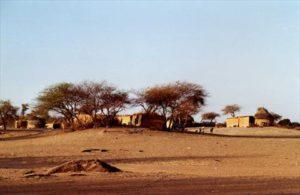 Five more villages have new wells - near Dori
