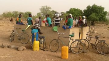 Help for young people in Burkina Faso