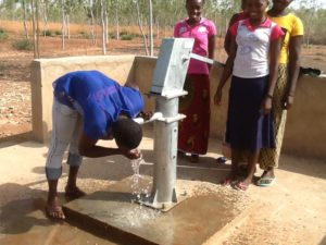 Clean water brings joy 1