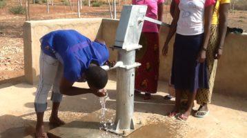 Toukon – a village in Burkina Faso where clean water brings joy