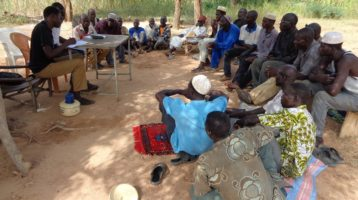 Drilling for clean water in Burkina Faso brings disappointments and encouragements.