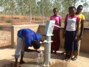 Clean water in Burkina Faso 1