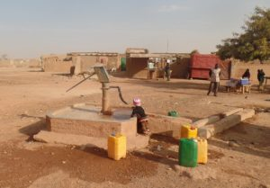 clean water in Burkina Faso 2