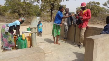 24 more villages in Burkina Faso have clean water in 2017