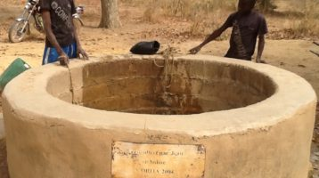 Kourkour in Burkina Faso now has clean water