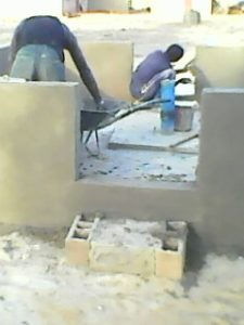 Story of a new well - construction