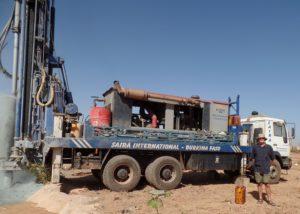 Three more wells - drill