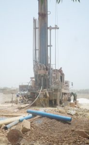 Story of a new well - drilling