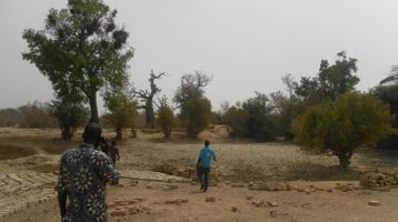 Clean water at last for a thankful village in Burkina Faso