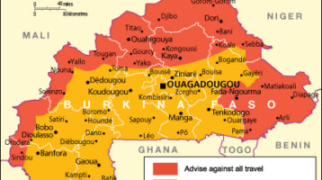 Prayer request – security situation in Burkina Faso