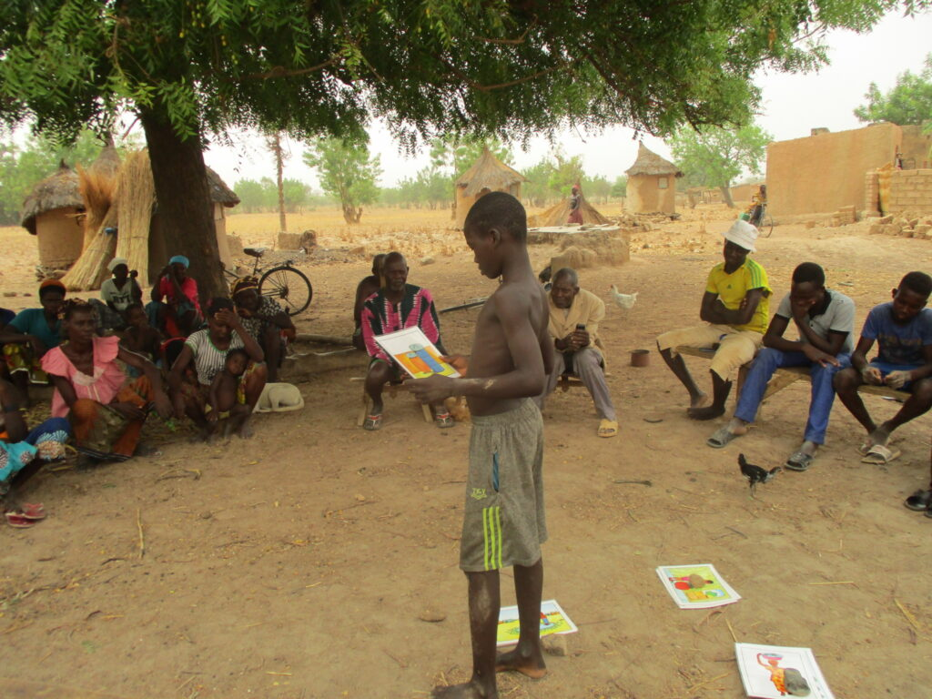 Week in Burkina Faso