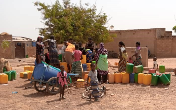 Busy month in Burkina Faso 3